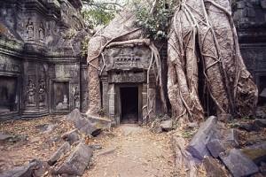 Angkor Wat Temple of Hindu God Vishnu at Cambodia (4)