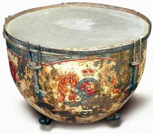 Crop kettle drum