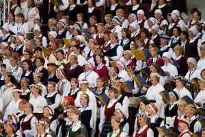 Small Part Of Grand Choir