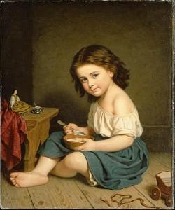 PD  Breakfast    Frukosten_av_Amalia_Lindegren_1866