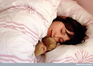 AS0000087FB23 Child, bedtime, asleep
