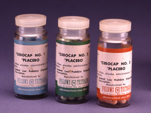 PD Placebo pills